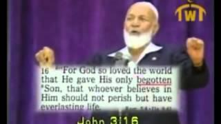 Ahmed Deedat Answer – Jesus the only 'Begotten' Son