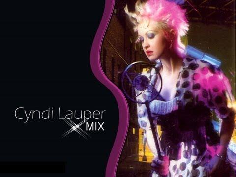 Cyndi Lauper - 80's mix