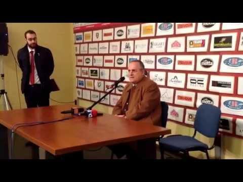 Salernitana - Lupa Roma 4-1, intervista post gara a Lotito