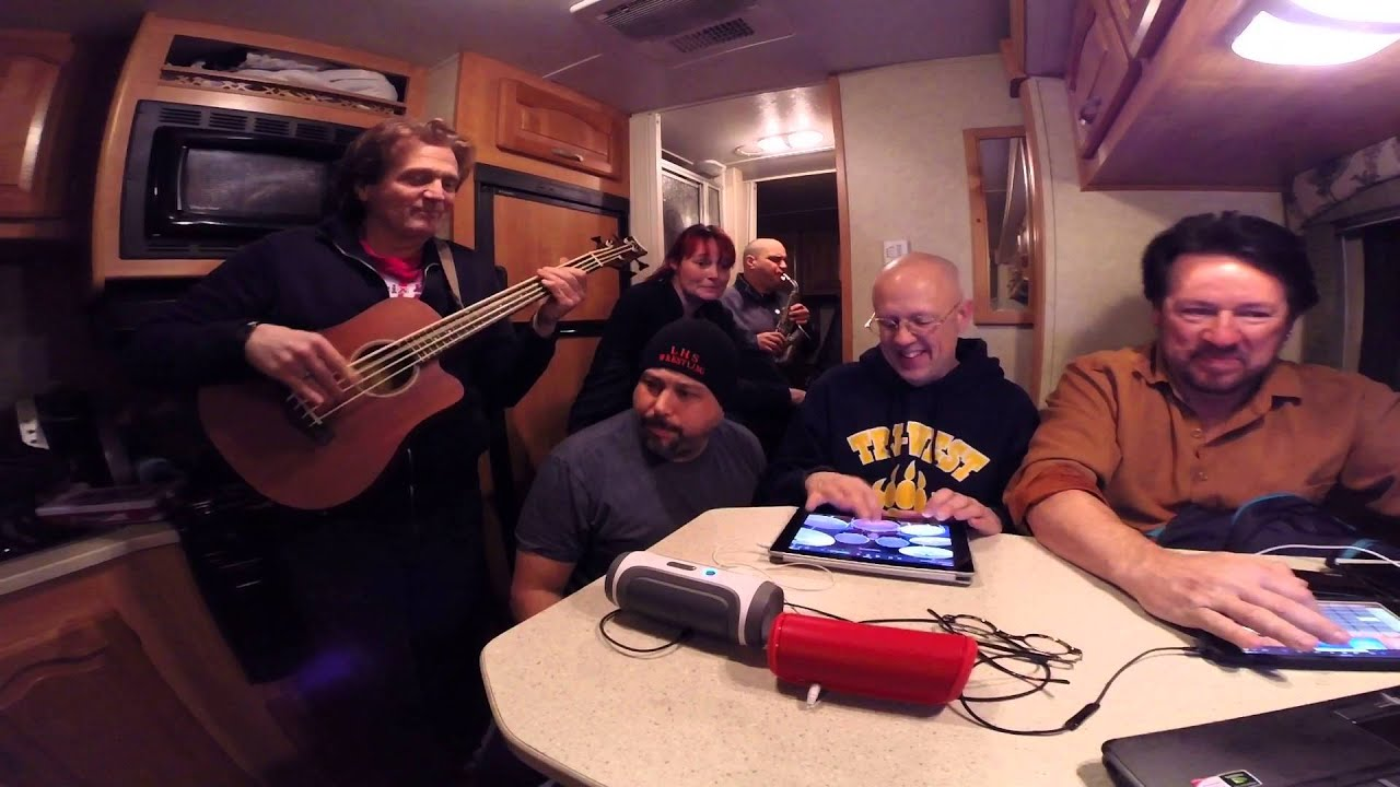 Band Stuck On Snowy Highway For Six Hours Records Song To Commemorate Occasion