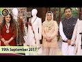 Salam Zindagi - 19th September 2017 - Top Pakistani Show