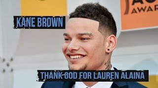 Download Lagu Kane Brown Credits Lauren Alaina for Finding His Voice Gratis STAFABAND