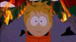 South Park Kenny's voice and and face!