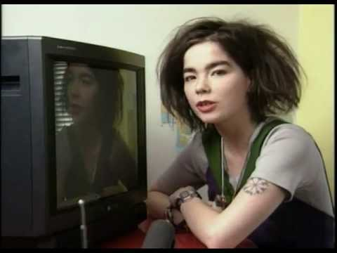 The Sugarcubes - Björk, Television Talk (1988) - [DVD Rip HD]