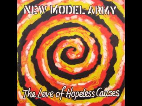 New Model Army - Afternoon Song