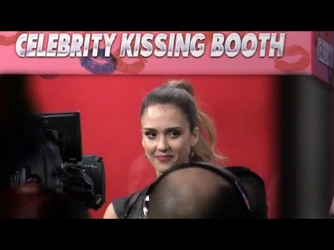 Jessica Alba Appears In Jimmy Kimmel