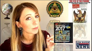 100% Proof Something Big and Bad Has Been Unleashed On America: NWO, Rothschild, and a '88 Magazine