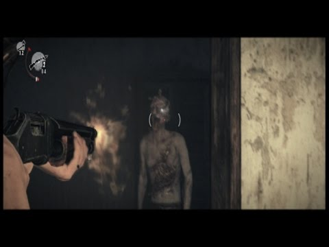 the evil within 1 how to make a crossbow