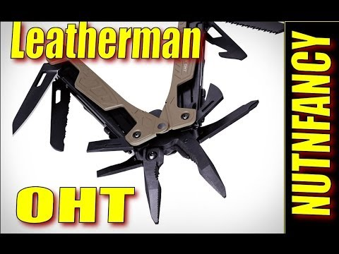 Leatherman OHT: Brand Delivers?