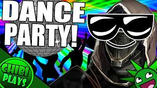 Funny Trials DANCE PARTY! Gernader Jake DESTROYS US! (Destiny Trials)