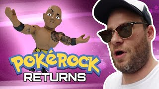 POKEROCK RETURNS TO POKEMON GO feat. Seth Rogen