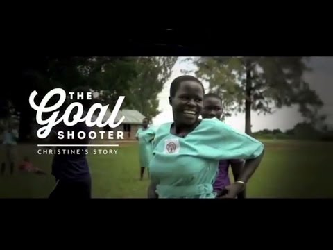 The Goal Shooter: Christine's story