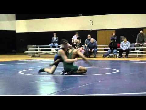 Gettysburg Wrestling - Messiah Quad Highlights