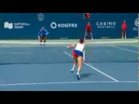 Serena Williams 2013 Rogers Cup Final Hot Shot