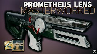 Prometheus Lens Masterwork | Destiny 2 Exotic Catalyst Review