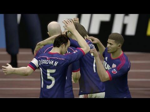FIFA 15 Ultimate Team - In Form Landon Donovan