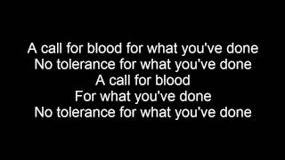 Watch Hatebreed A Call For Blood video