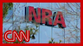 Top NRA official departs amid turmoil