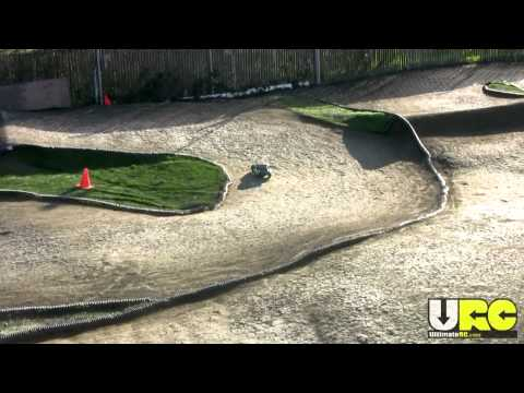 Just drivin': Kyosho Ultima SC-R practice (no music)