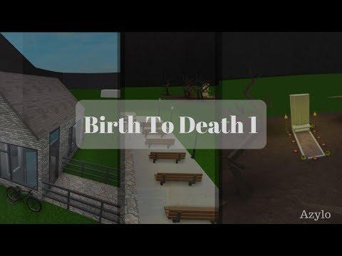 Roblox   Bloxburg: Birth To Death 1   Small Movie