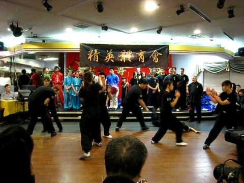 Wing Chun Chaos Video