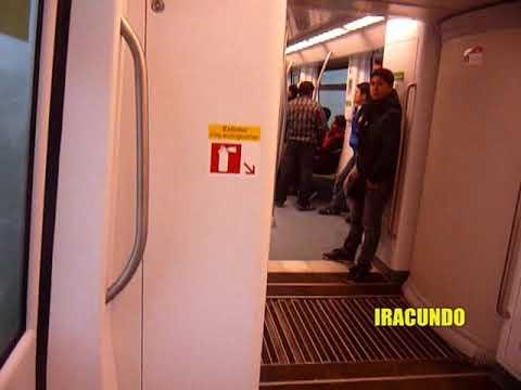 Viajando en el Metropolis 9000 por Lima Sur --- Julio 2013
