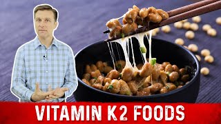 The Best Vitamin K2 Foods