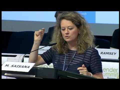 30 Michaela Saisana: Validating the Environment and Gender Index