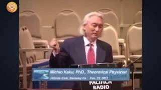 Michio Kaku Lecture Physics of the Impossible. Science