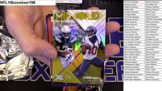 NFl 10 Box Mixer #198 LBB