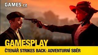 GamesPlay: Adventurní sběr