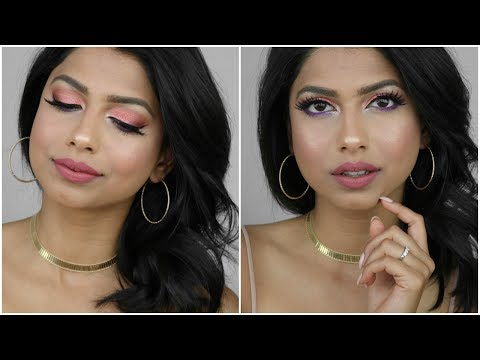 LONG WEARING, SWEAT PROOF Colorful Summer Makeup Tutorial 2017