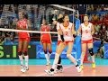 Replay: Russia vs China | 29 May 2015 | Pool A | 2015 Montreux Volleyball Masters