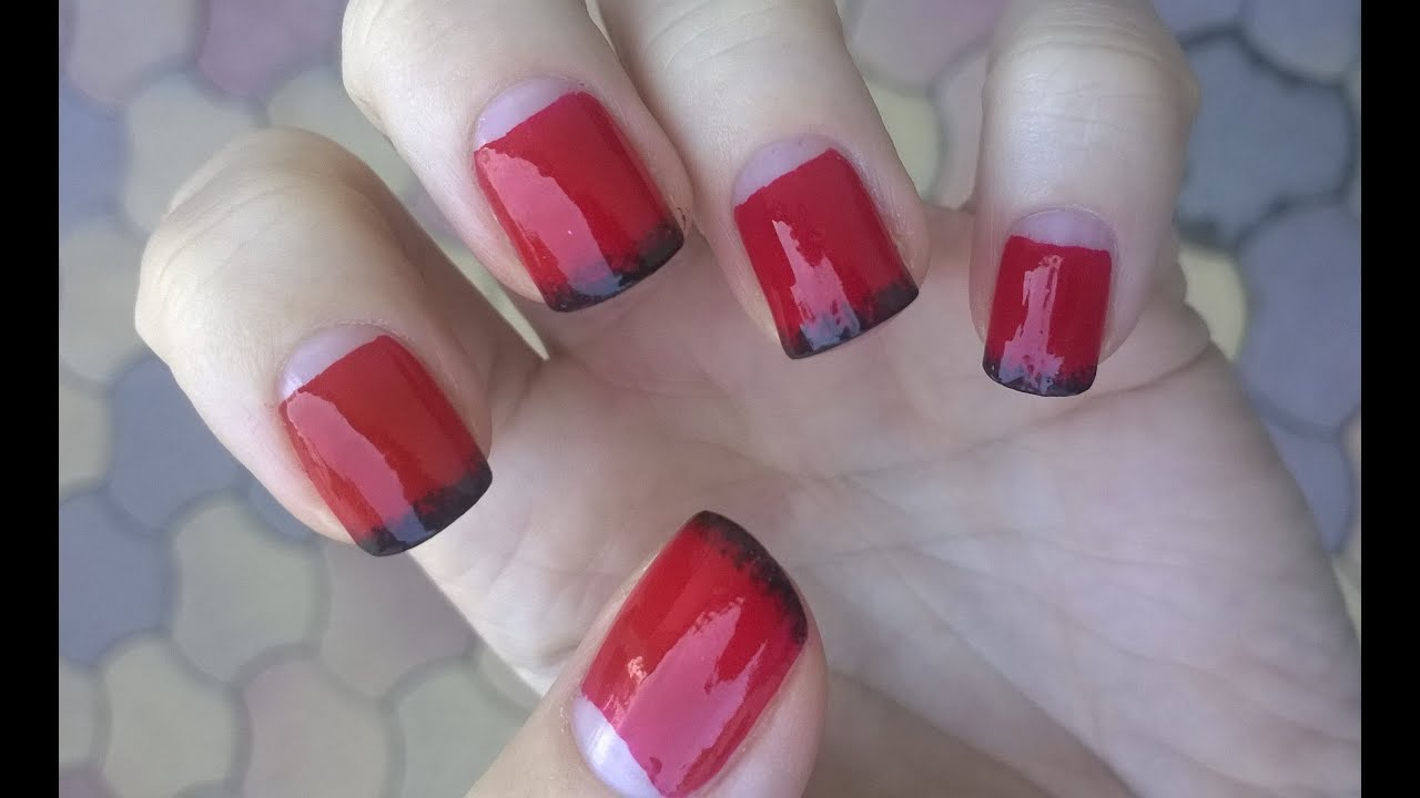 фото мода на длину ногтей