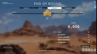 Battlefield 1 End of Round Level Up Sound Effect