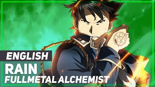 Fullmetal Alchemist Brotherhood 34 Rain 34 English Ver Amalee