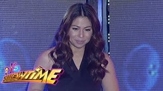 It's Showtime Singing Mo 'To: Roselle Nava sings