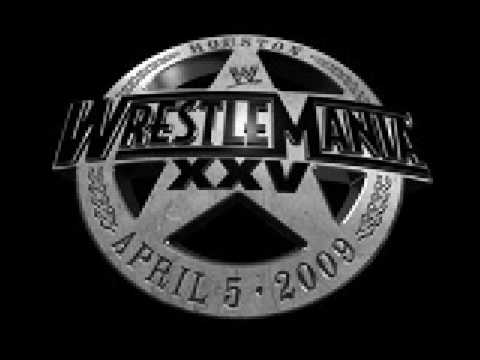 Wrestlemania 25 Theme Video