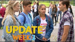 UPDATE WEEK 3 | Brugklas Seizoen 6