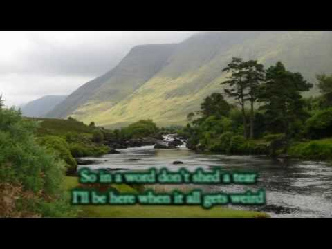 Flogging Molly - If I Ever Leave This World Alive (lyrics)