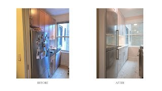 Before and After of Another Prewar, Jr 4 - E 68th St, NYC