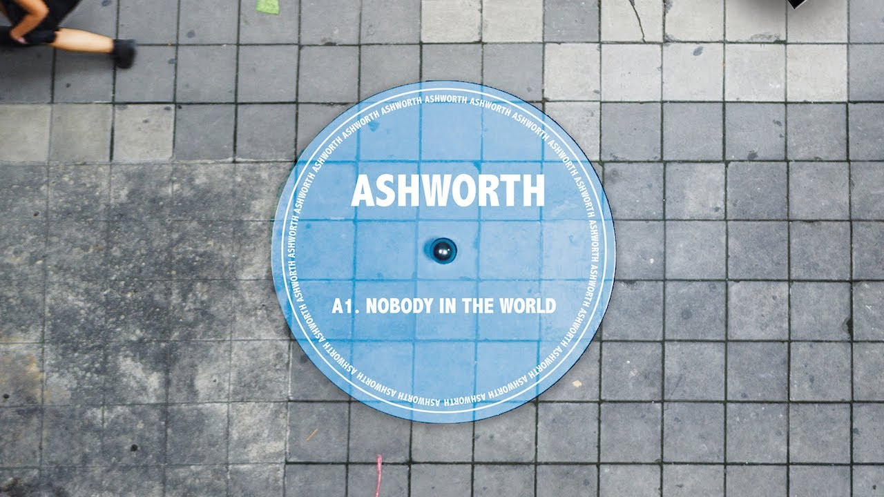 Ashworth - Nobody In The World (Cover Art) [Ultra Music]