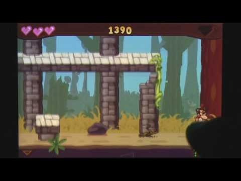 Mr And Mrs Tarzan Iphone Gameplay Video Review - Appspy video