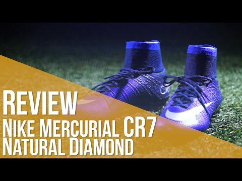 Review Nike Mercurial CR7: Natural Diamond