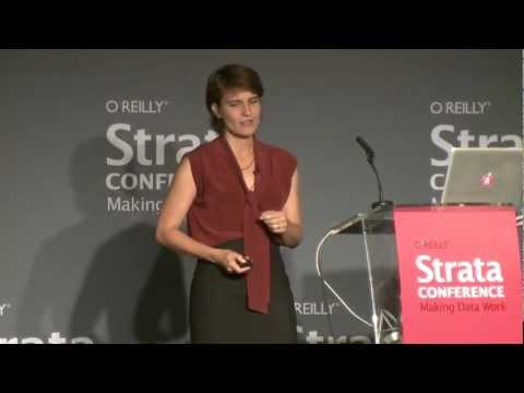 "Kim Rees keynote Strata Conference London 2012 ""The Dirty Truth about Data Literacy"""