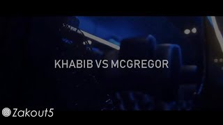 """Khabib Nurmagomedov VS Conor Mcgregor """"The Movie"""" HD"""