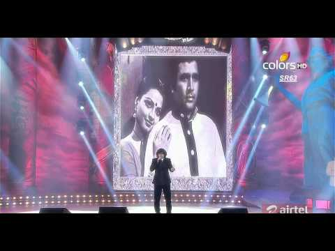 Mirchi Music Awards 2013- Rajesh Khanna Hit Songs With Sonu Nigam video