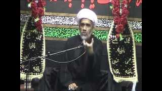 07 Night of 20th Muharram 1436 by Molana Nadir Sadiqi