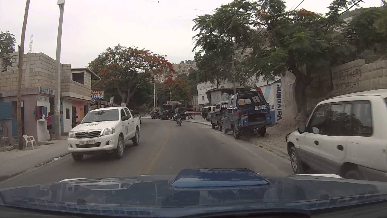 Port au prince haiti going up canape vert to petion for Canape vert port au prince haiti