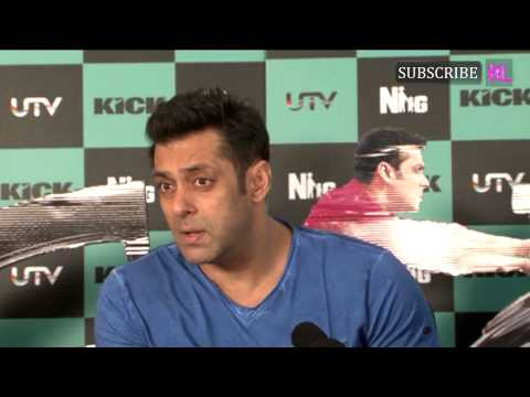 Interview with Salman Khan for movie Kick part 6